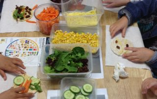 Healthy school lunchbox talk