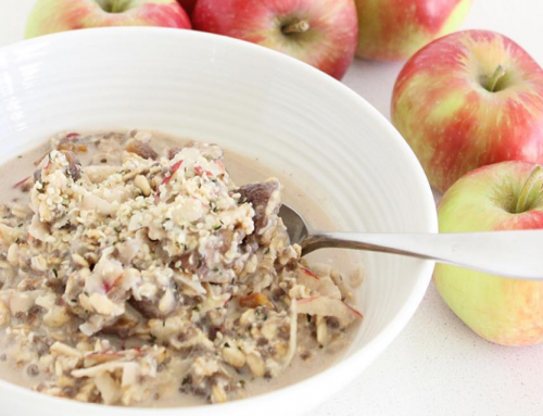 Christmas Bircher Muesli Recipe