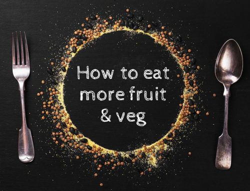 5 ways to eat more fruit and veg
