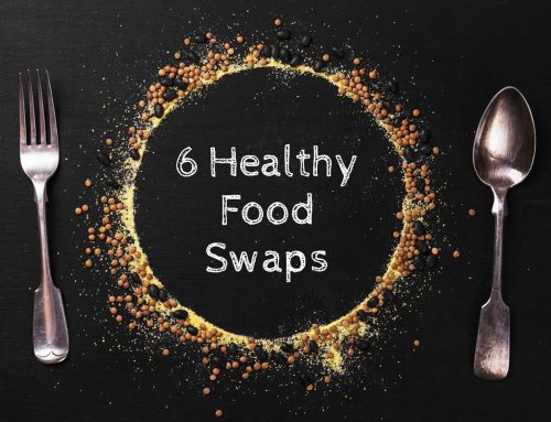 6 Healthy Food swaps for better health