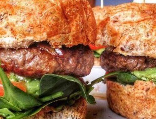 Healthy Aussie Burgers