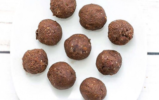 Chocolate Brownie Protein Balls