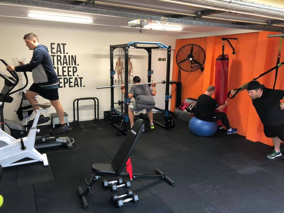 Fitness group classes