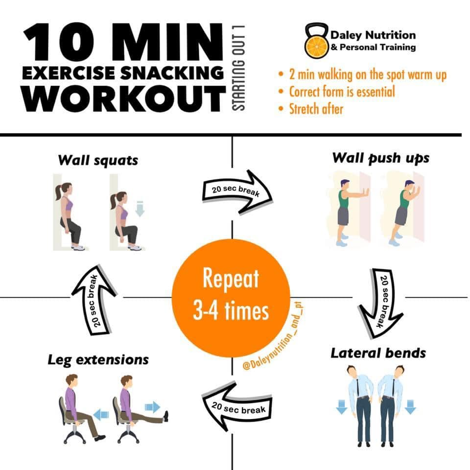 Exercise snacking 1